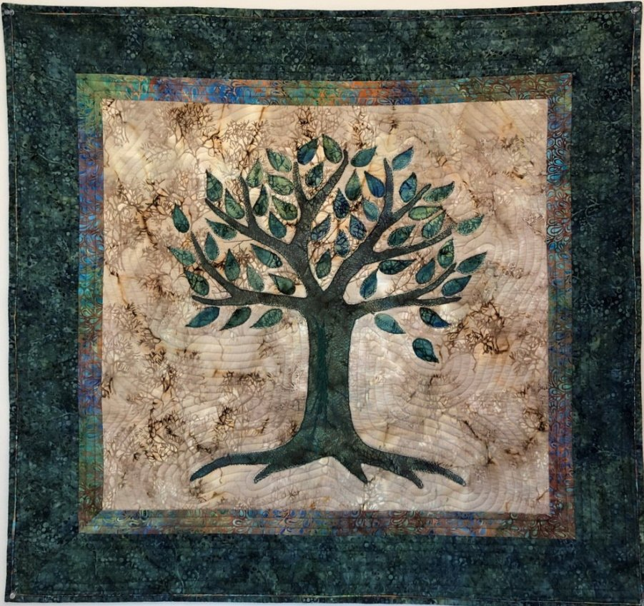 Kit- Tree of Life Brown