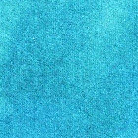 WOOL- Turquoise 8 x 9