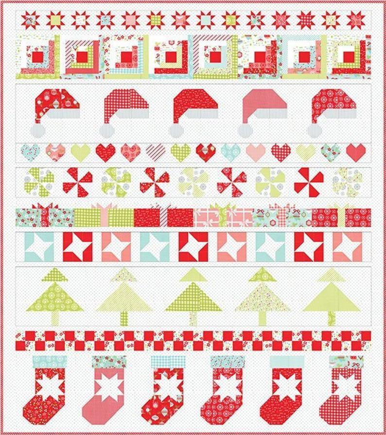 KIT- Vintage Holiday Kit Christmas