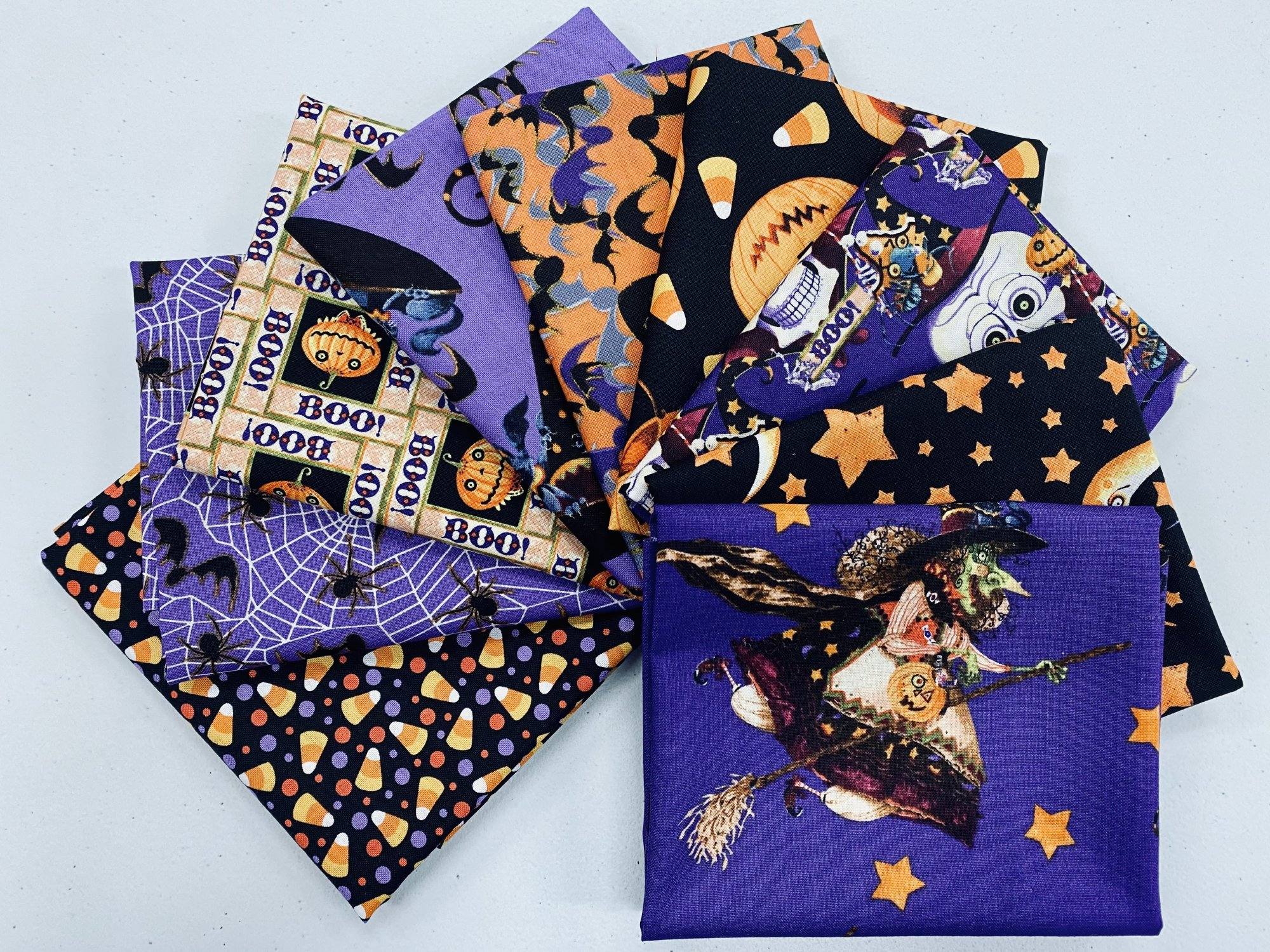 Witchful Thinking 9 FQ Bundle