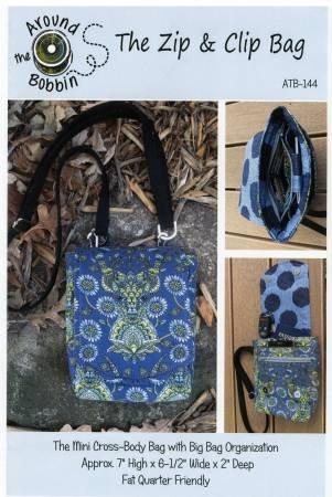 PT- The Zip & Clip Bag