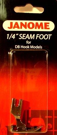 1/4 Seam Foot DB Hook Models