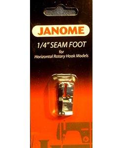 1/4 Seam Foot for Horizontal Rotary Hook Models (Top Load)