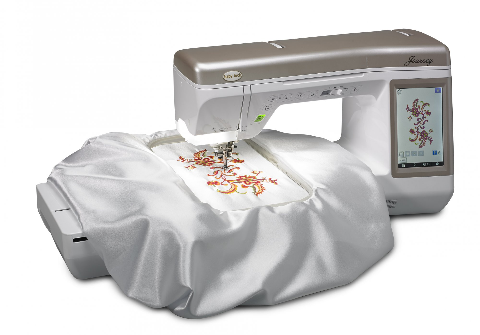 Journey Embroidery Sewing Machine