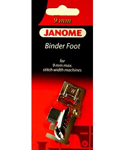 Binder Foot for 9mm Machines