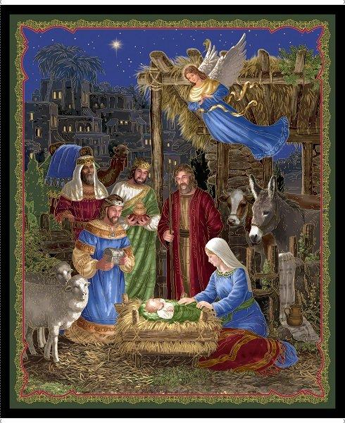 QT In Bethlehem 25909-X Panel