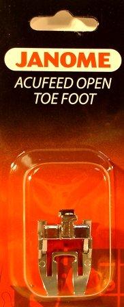 Acufeed Open Toe Foot