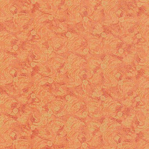 Paintbrush Studio Asian Fanfare Dot Floral 120-2332