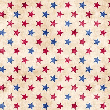 Land of the Free Stars 9513-41 Tan