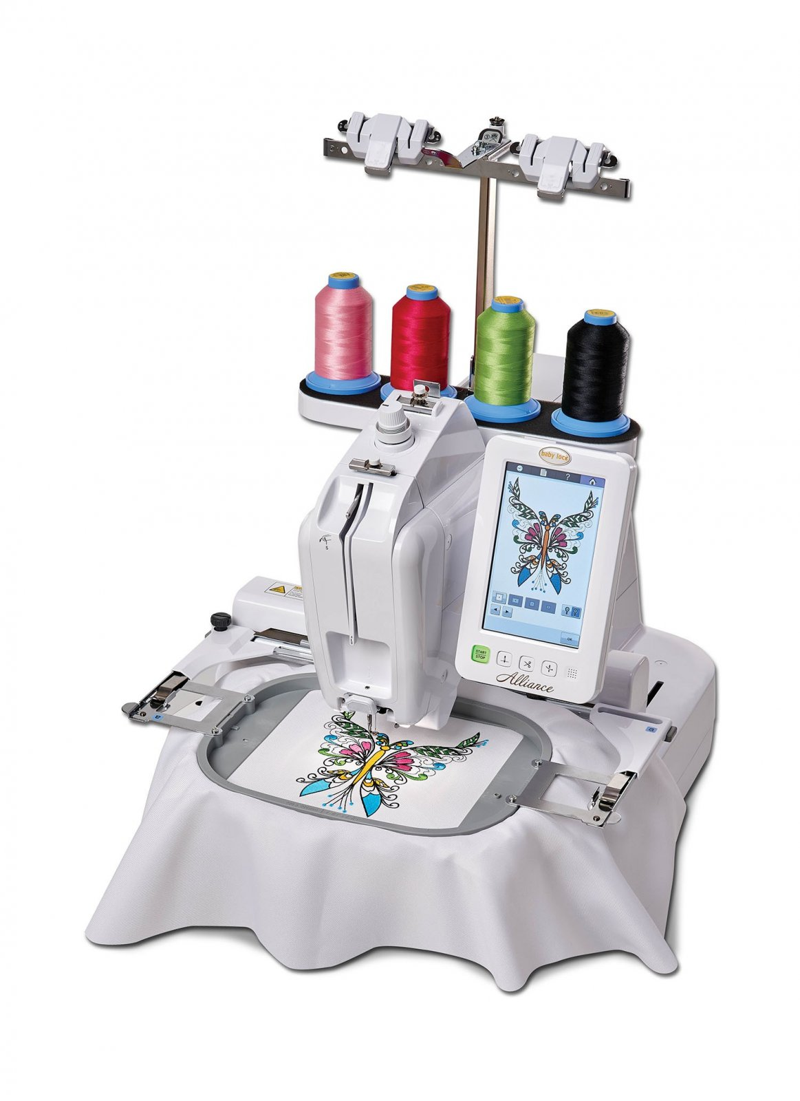 Alliance 1-Needle Embroidery Machine