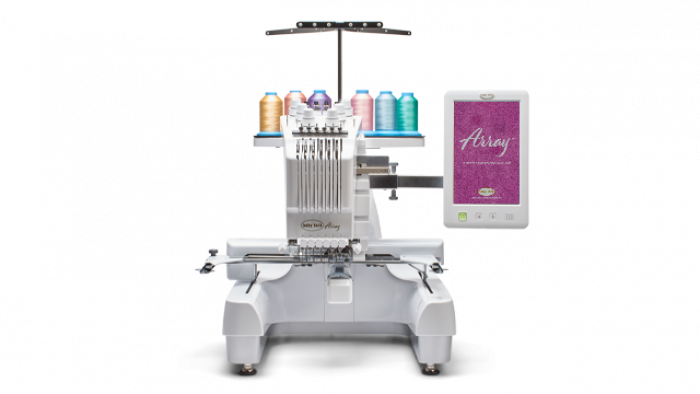 Array Embroidery Only Machine