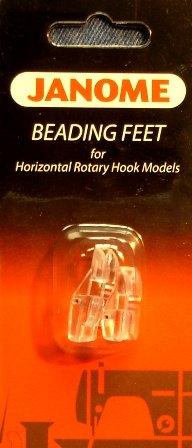 Beading Feet for Horizontal Rotary Hook (Top Load) Models