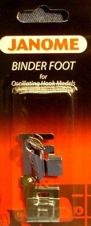 Binder Foot for Oscillating Hook (Front Load) Models 5mm