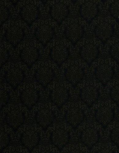 Amanda Pattern BTR6525 Black