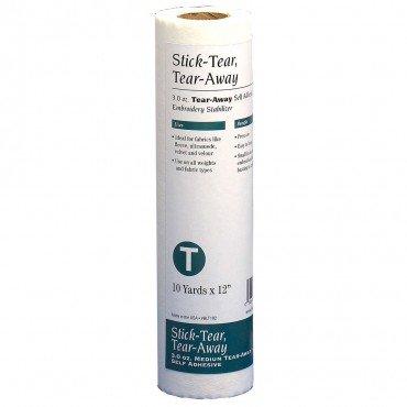 Stick-Tear, Tear-Away BLT102 (12 x 10 yds)