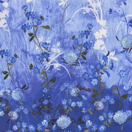 Fields of Blue C6370 Azure