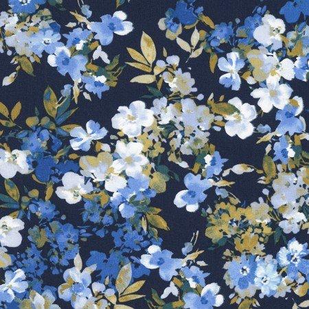 Fields of Blue C6375 Navy