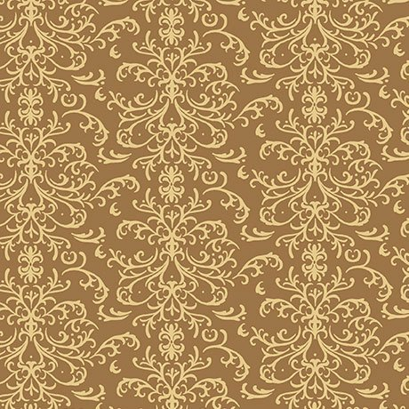 QT A Golden Holiday - Filigree 25960-AE Bronze