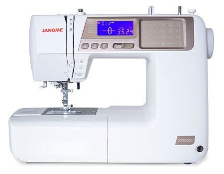 Janome 5300 QDC Sewing Machine