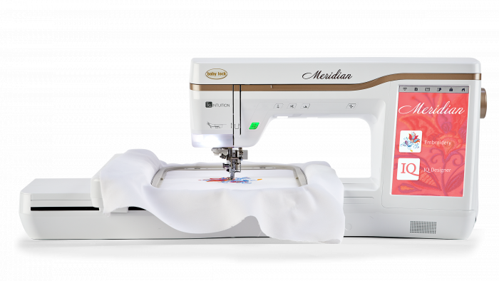 Meridian Embroidery Only Machine