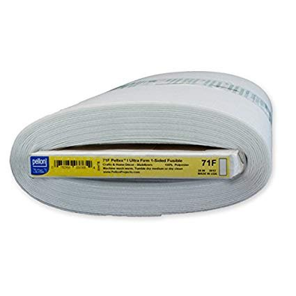 Peltex Single Sided Fusible 20 wide
