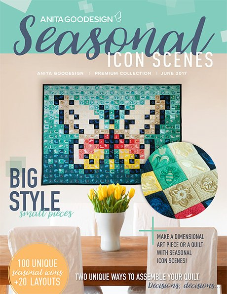 Anita Goodesign - Seasonal Icon Scenes