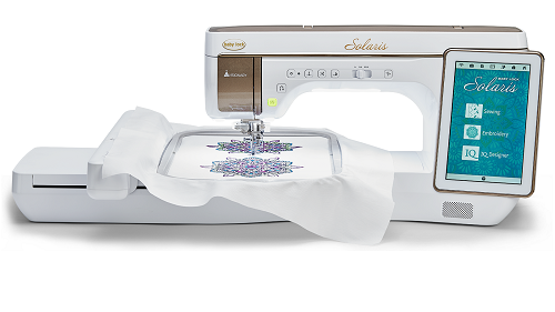 Solaris Embroidery Sewing Machine