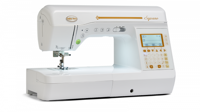 Soprano Sewing and Quilting Machine