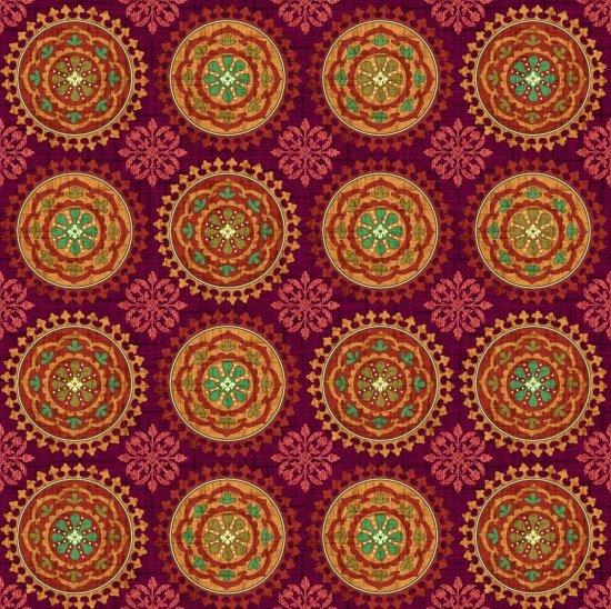 Autumn Elegance 2278-89 Plum