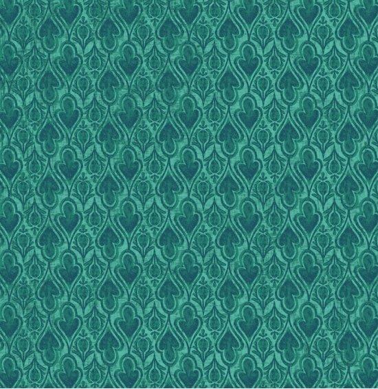 Autumn Elegance 2281-76 Turquoise