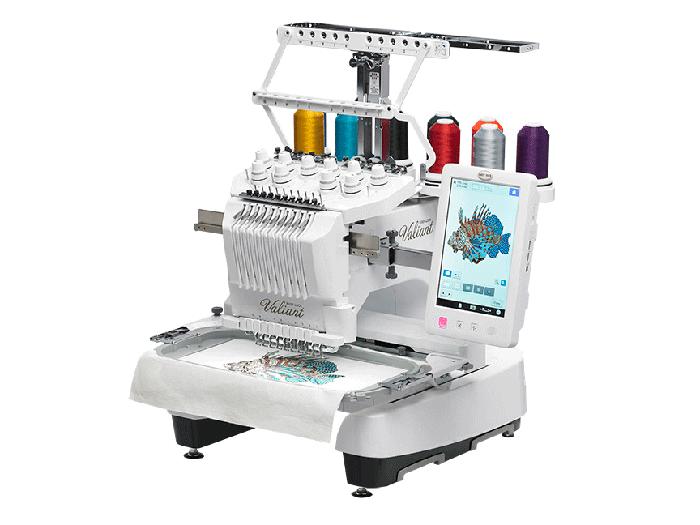 Valiant 10-Needle Embroidery Machine