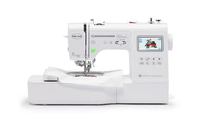 Verve Embroidery Sewing Machine
