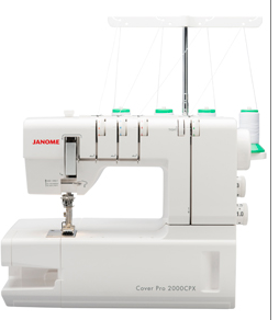 Janome 1000CPX Serger