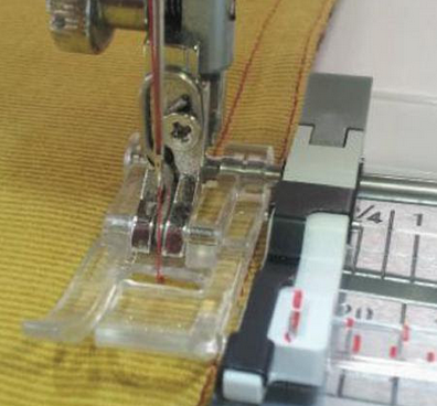 Janome Foot 9mm Sliding Guide