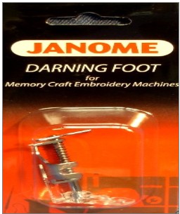 Janome Foot Darning MC HS