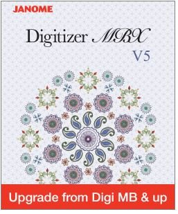 Software Digitizer MBx Upgrade to Version 5