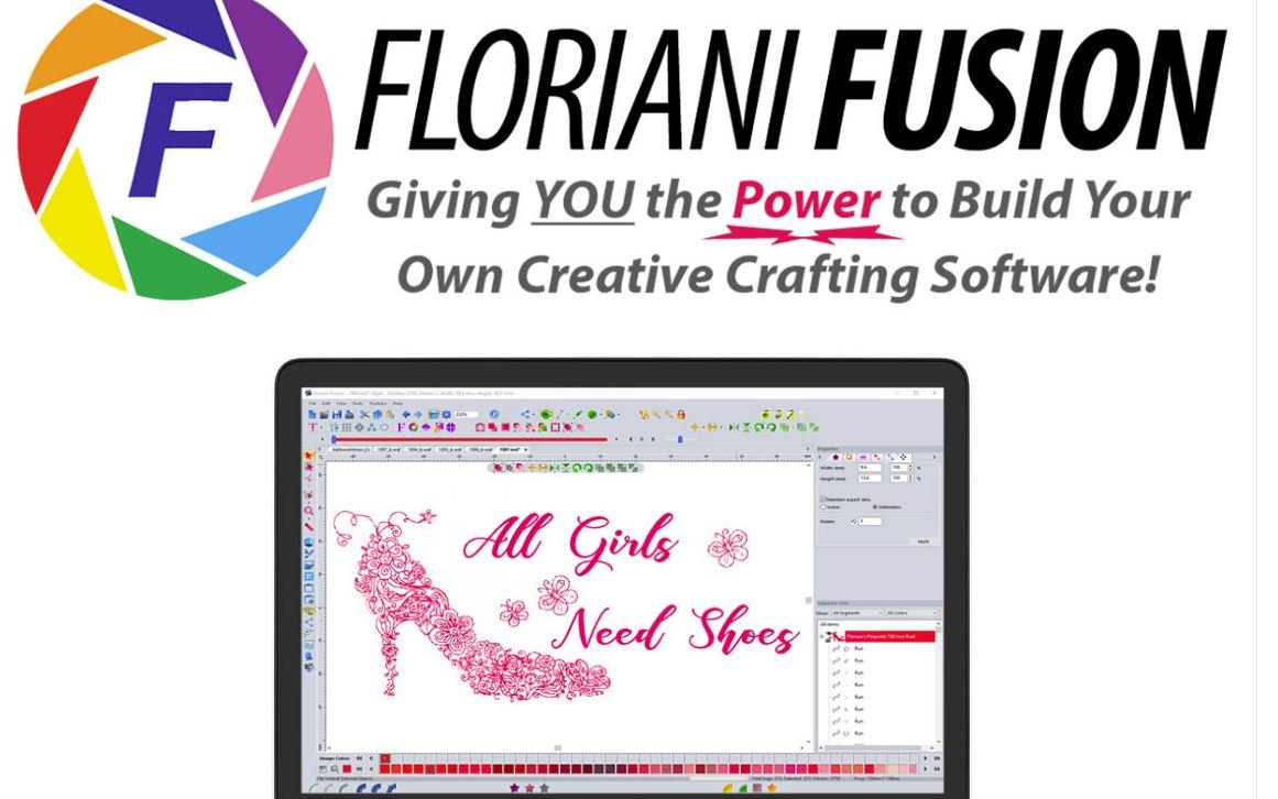 Floriani Fusion Software