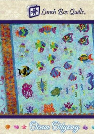 Lunch Box Quilts Ocean Odyssey