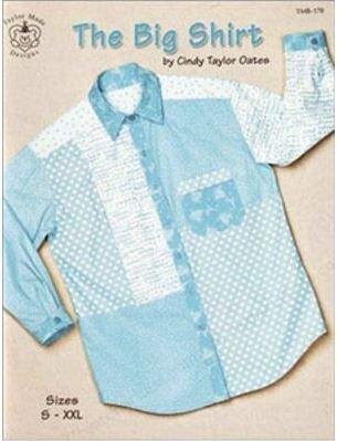 Pattern The Big Shirt