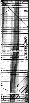 Quilters Rule 6.5x24 Original Ruler