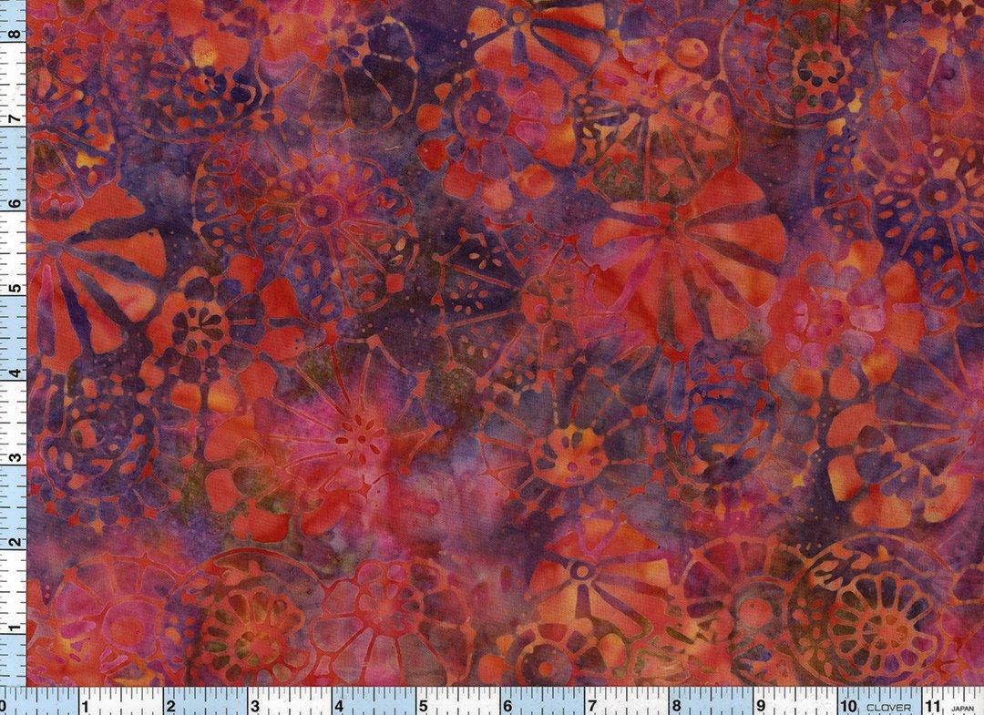 Batik Stamped Design BT8224 /yd