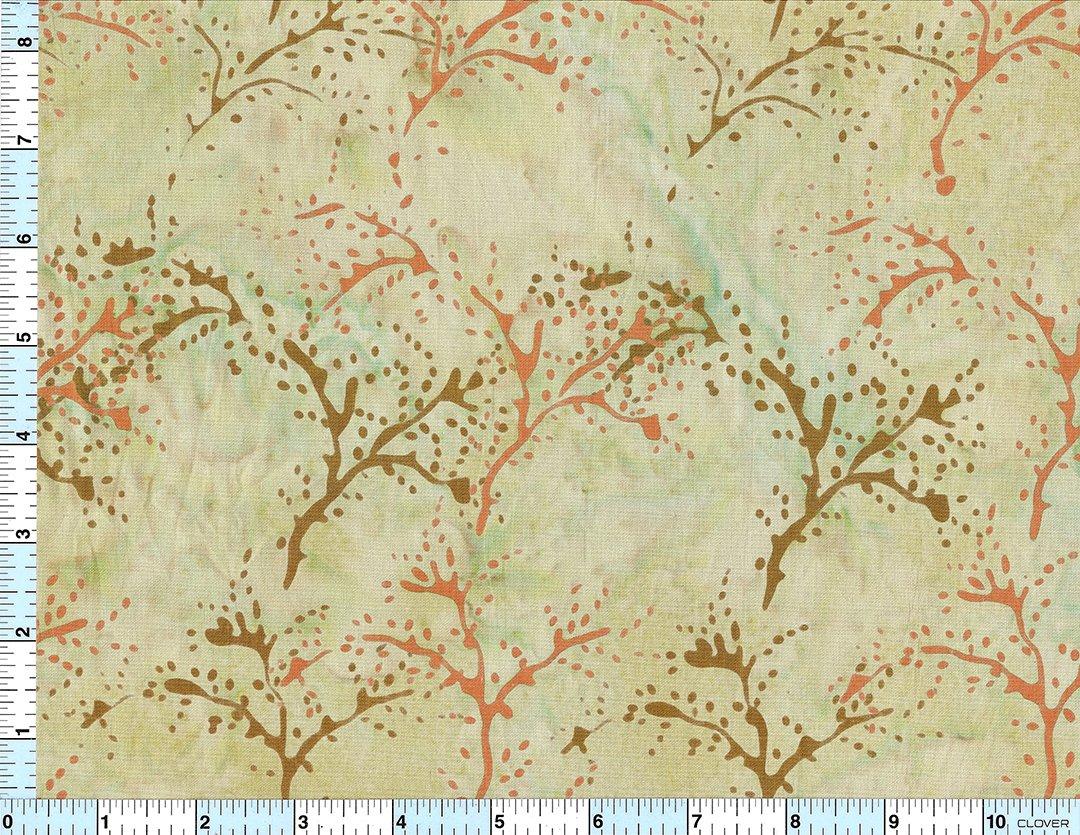 Batik TW1 555 C Aloe /yd