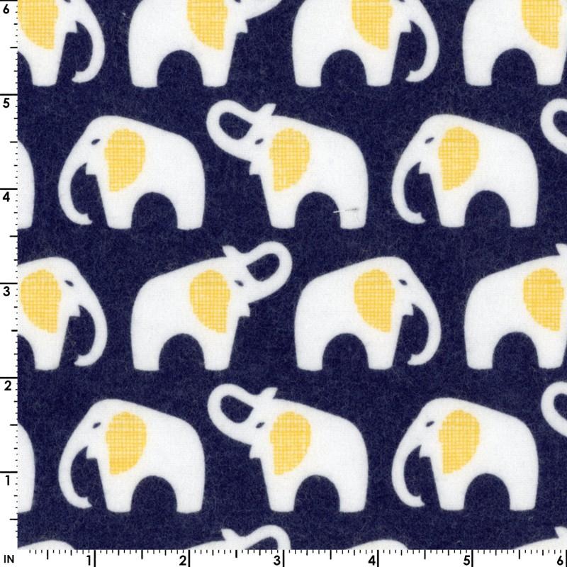 CLOUD 9: Navy Elephants STH# 11228150