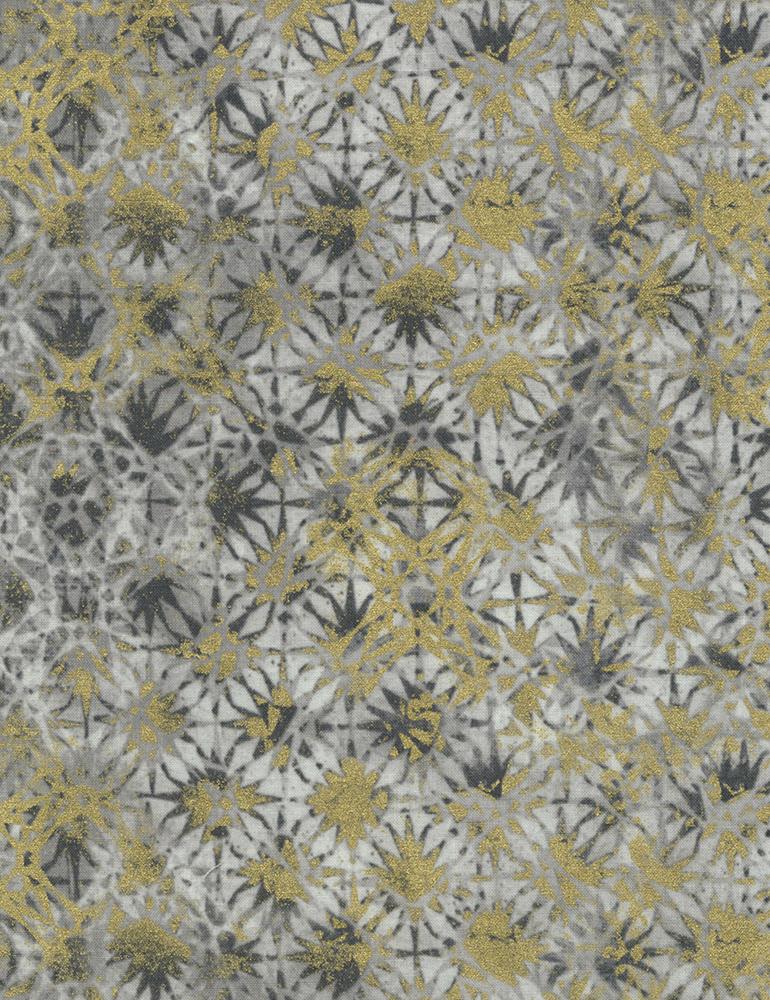 Cotton Print- Zephyr Starbursts- STH# 11228577