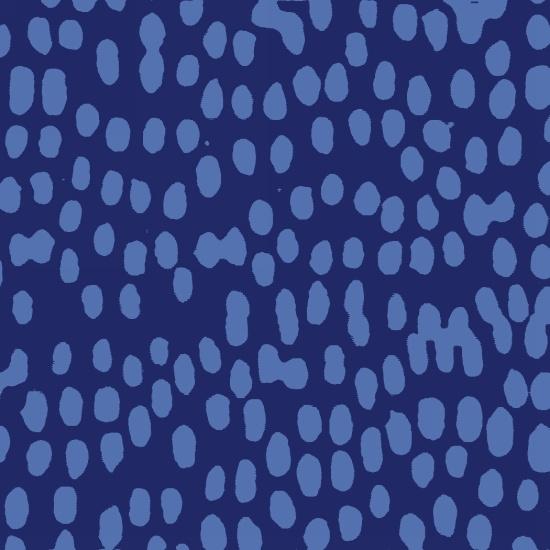 Cotton Print- Modern Batik-Cerulean Rain Drop STH#11228667
