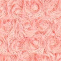 Faux Fur- Rosebud- Light Pink STH#11228700