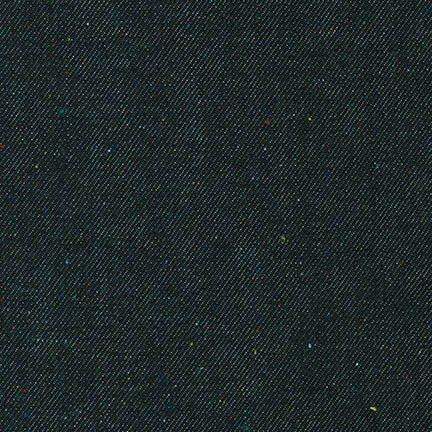 Fashion Denim- Denim with colored Motes- Denim Multi STH#11229316