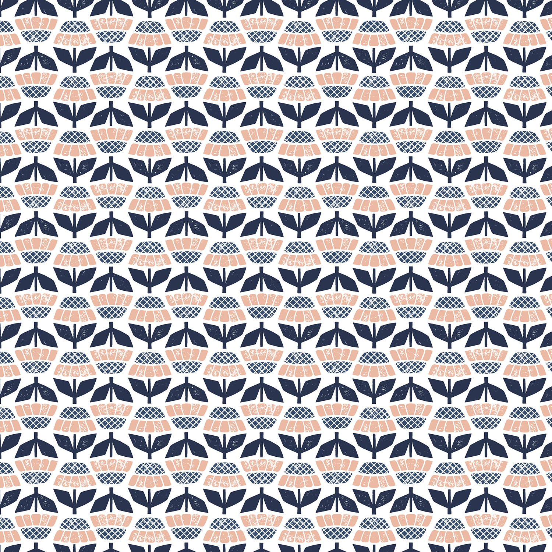 Cotton Poplin- Along The Fields- Helenium- Thunder Cloud #STH11229565