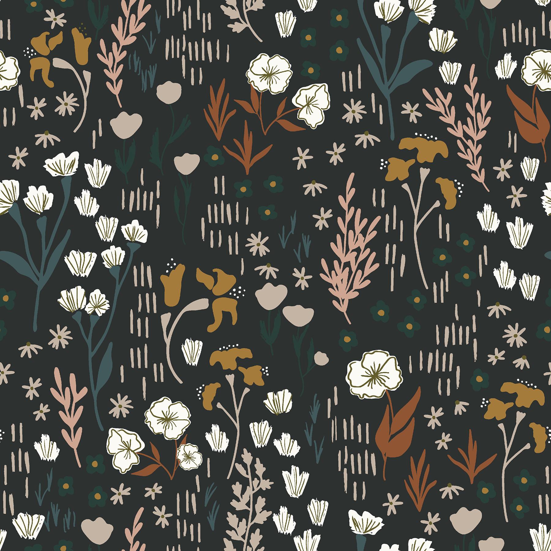 Cotton Poplin- Dear Isla- Meadow- Twilight STH#11229581