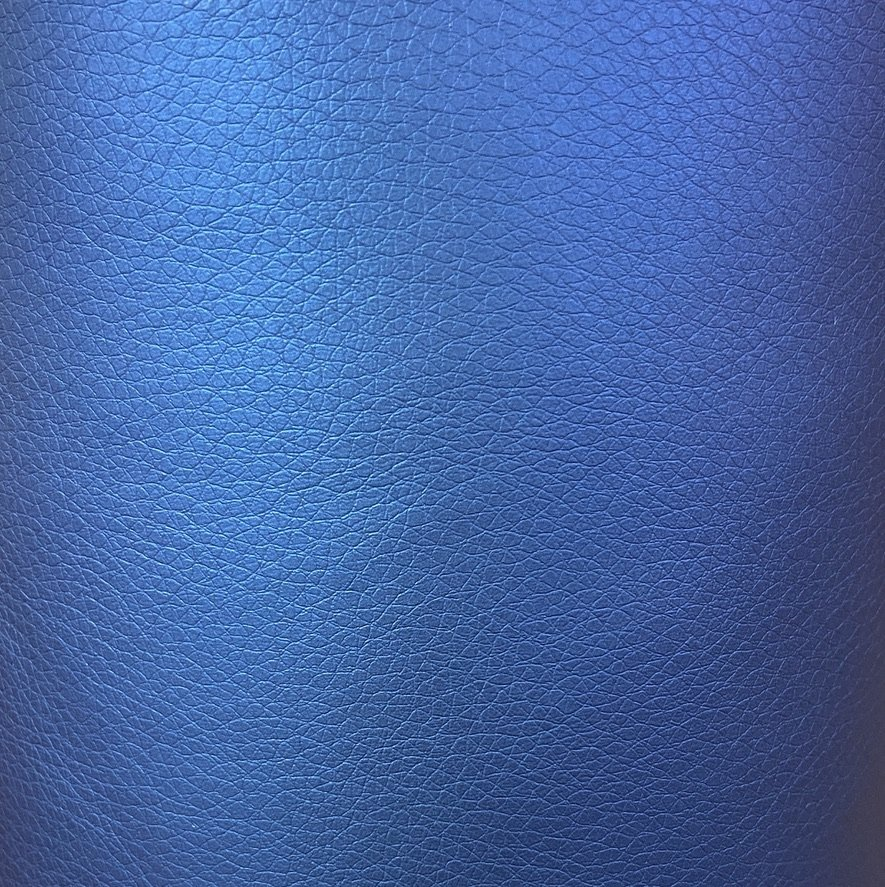 Faux Leather- EKOKUIR- Pearlized Bleu STH#11229501